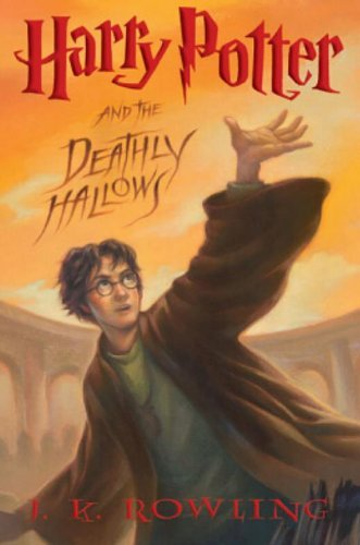 Harry Potter and the Deathly Hallows – #AudiobookReview