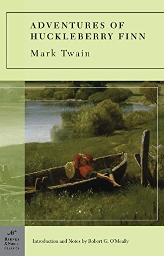 the actions of tommy barnes in huckleberry finn by mark twain