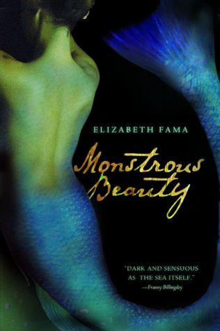 Monstrous Beauty – #AudiobookReview