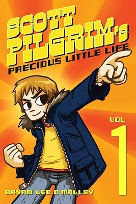 Scott Pilgrim's Precious Little Life – #BookReview
