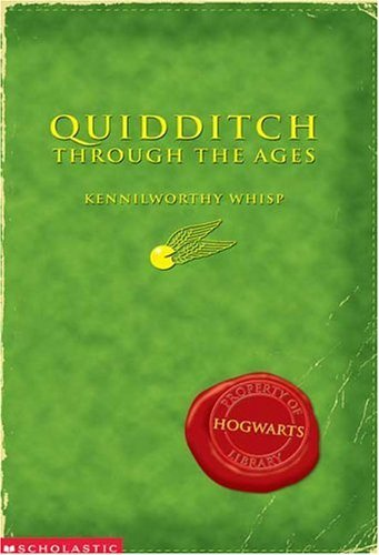 Quidditch Through the Ages – #BookReview