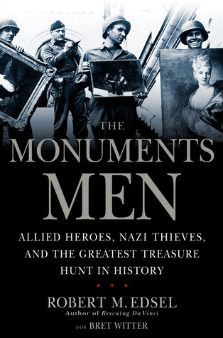 The Monuments Men – #AudiobookReview