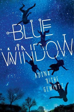 Blue Window by Adina Rishe Gewirtz
