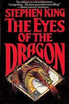 The Eyes of the Dragon by Stephen King, David Palladini